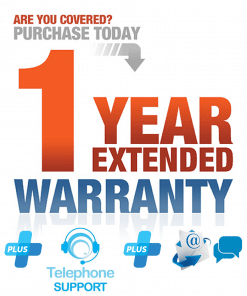 ZAAPTV - 12 Months Extended Warranty plus VIP Support