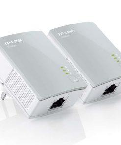 TP-LINK AV600 Nano Powerline Adapter Starter Kit Model: TL-PA411KIT